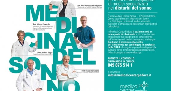 Novità Medical Center Padova
